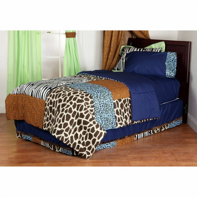 Safari Jungle Boy Comforter